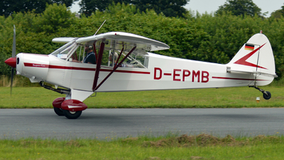 D-EPMB - Piper PA-18-150 Super Cub - Private