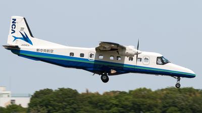 JA34CA - Dornier Do-228NG - New Central Airline (NCA)