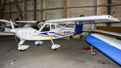 OK-UUA82 - Tecnam P92 Echo Super - Private