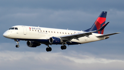 A picture of N291SY - Embraer E175LL - Delta Air Lines - © Huy Do