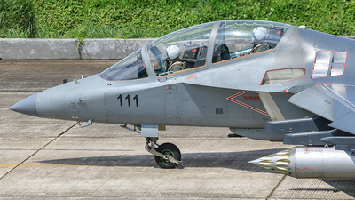 15111 - Yakovlev Yak-130 - Bangladesh - Air Force