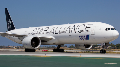JA731A - Boeing 777-381ER - All Nippon Airways (ANA)