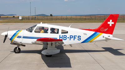 HB-PFS - Piper PA-28-181 Archer II - Flugschule Grenchen