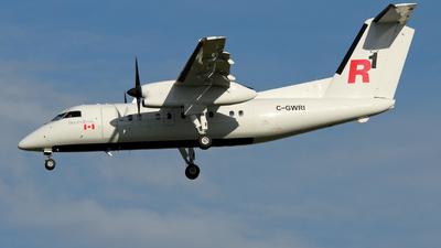A picture of CGWRI - De Havilland Canada Dash 8100 - [098] - © Jens Brokuf