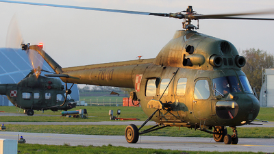 7840 - PZL-Swidnik Mi-2URPG Hoplite - Poland - Army