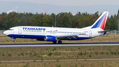 A picture of EICZK - Boeing 7374Y0 - [24519] - © Alexis Boidron