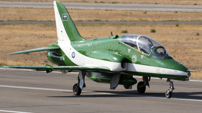 8818 - British Aerospace Hawk Mk.65A - Saudi Arabia - Air Force