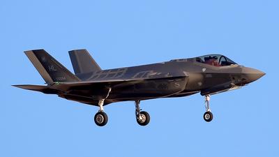 14-5094 - Lockheed Martin F-35A Lightning II - United States - US Air Force (USAF)