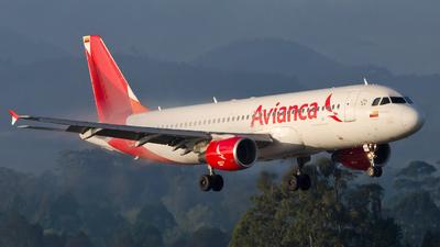 N426AV - Airbus A320-214 - Avianca