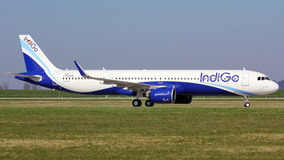 D-AYAN - Airbus A321-271NX - IndiGo Airlines