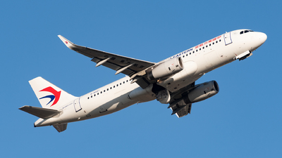 B-8497 - Airbus A320-232 - China Eastern Airlines