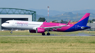 HA-LVU - Airbus A321-271NX - Wizz Air