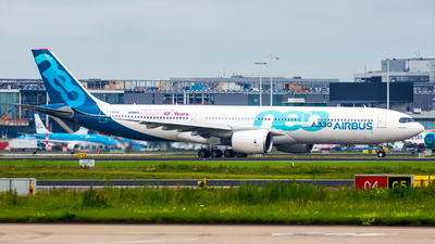 A picture of FWTTN - Airbus A330941 - Airbus - © Dutch