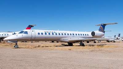 N13908 - Embraer ERJ-145LR - United Express (ExpressJet Airlines)