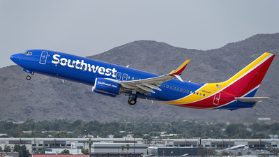 N8514F - Boeing 737-8H4 - Southwest Airlines