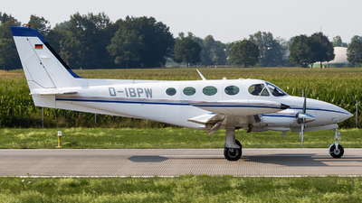 D-IBPW - Cessna 340A - Private