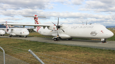 VH-FVI - ATR 72-212A(500) - Virgin Australia Airlines