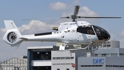 JA130H - Eurocopter EC 130T2 - Private
