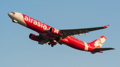 9M-XXB - Airbus A330-343 - AirAsia X