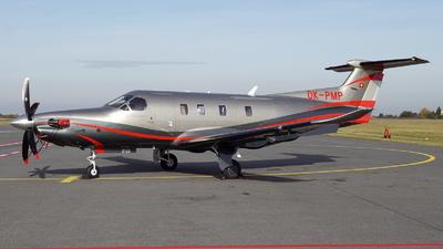 OK-PMP - Pilatus PC-12 NGX - Alpha Aviation