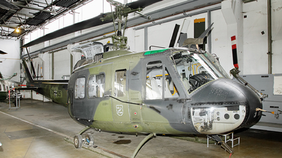73-05 - Bell UH-1D Huey - Germany - Army