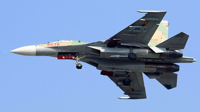 8578 - Sukhoi Su-30MK2V - Vietnam - Air Force