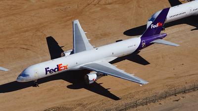 N776FD - Boeing 757-222(SF) - FedEx