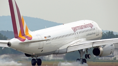 D-AGWW - Airbus A319-132 - Germanwings
