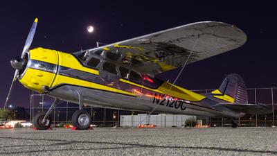 N2120C - Cessna 195B - Private