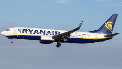 A picture of EIDLI - Boeing 7378AS - Ryanair - © Niklas Engel
