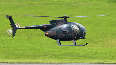 31296 - Kawasaki OH-6D - Japan - Ground Self Defence Force (JGSDF)