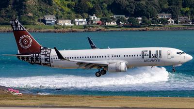 DQ-FJG - Boeing 737-8X2 - Fiji Airways