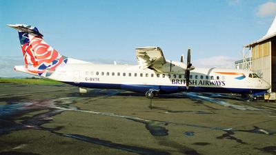 G-BVTK - ATR 72-202 - British Airways (CityFlyer Express)