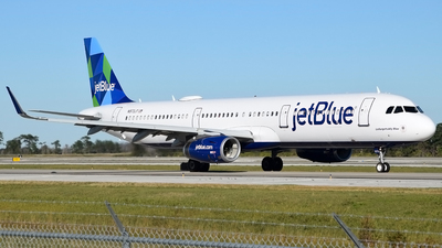 N973JT - Airbus A321-231 - jetBlue Airways