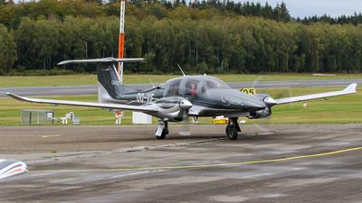 OO-VIF - Diamond Aircraft DA-62 - FlyEurop
