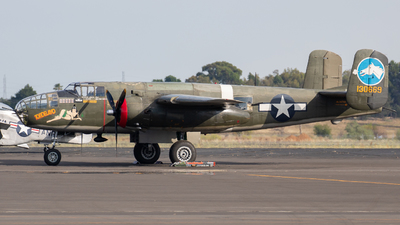 N3476G - North American B-25 Mitchell - Private