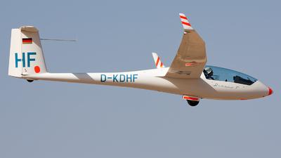A picture of DKDHF - Discus t - [] - © David Álvarez