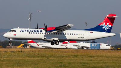 YU-ALN - ATR 72-202 - Air Serbia
