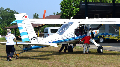 IN-039 - PZL-Okecie 104 Gelatik-C - Indonesia Flying Club