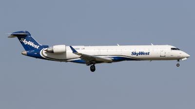 N603SK - Bombardier CRJ-701ER - SkyWest Airlines