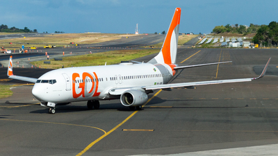 A picture of PRVBF - Boeing 7378EH - GOL Linhas Aereas - © Marcos Marcel