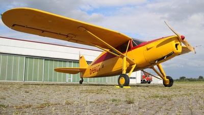 D-EROT - Fairchild UC-61K Argus III  - Private