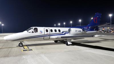 LV-JUO - Cessna 501 Citation SP - Private