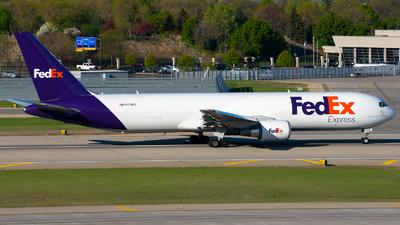 N179FE - Boeing 767-3S2F(ER) - FedEx