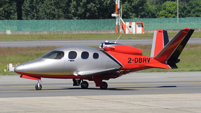 2-DBRV - Cirrus Vision SF50 G2 - Private