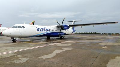 A picture of VTIYD - ATR 72600 - IndiGo - © Shamal (Sha Creations)