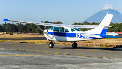 TG-SKG - Cessna 206H Stationair - Private