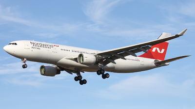 VP-BUT - Airbus A330-223 - Nordwind Airlines