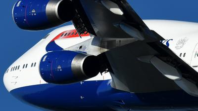 G-CIVS - Boeing 747-436 - British Airways