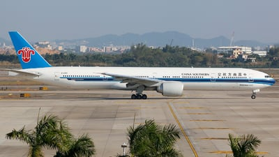 B-209Y - Boeing 777-31BER - China Southern Airlines